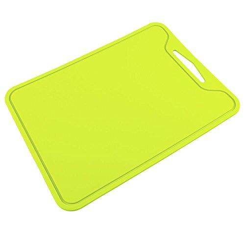 抗菌 まな板 シリコンまな板 滑り止め 耐熱 食洗機対応30cm*22cm*0.5cm(グリーン)
