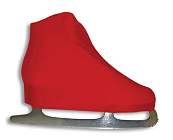 red boot covers