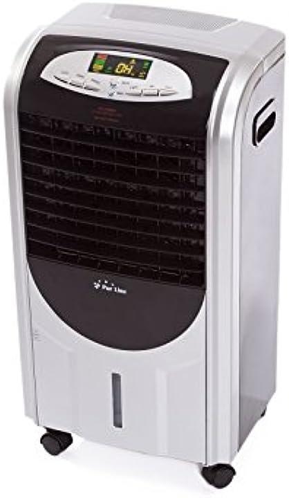Condizionatore d`aria evaporativo con funzione di riscaldamento, umidificatore purline rafy 92 B06WRQTVNC