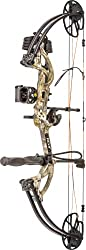powerful Bear Archery Cruzer G2 Compound Bow with RealTree Edge