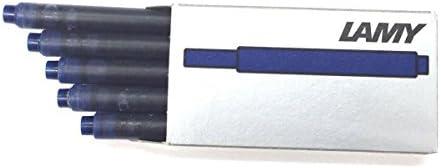 Lamy T10 mürekkep kartuşu, mavi