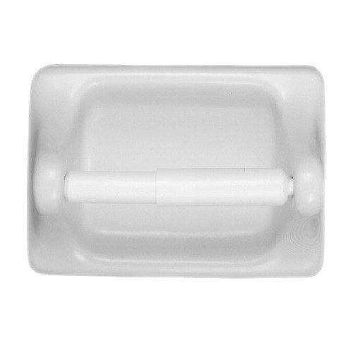 Top 10 best selling list for daltile bath accessories toilet paper holder arctic white