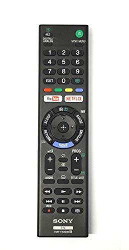 Nuovo originale Sony rmt-tx300e TV telecomando 1493314111–493–314–11per kdl-40we663kdl-40we665kdl-43we754kdl-43we755kdl-49we660kdl-49we663kdl-49we665kdl-49we750kdl-49we755