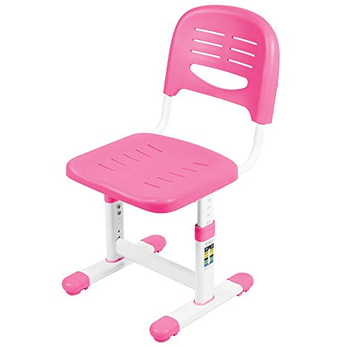 VIVO Height Adjustable Kids Desk Chair, Chair Only, Designed for Interactive Workstation, Universal Children