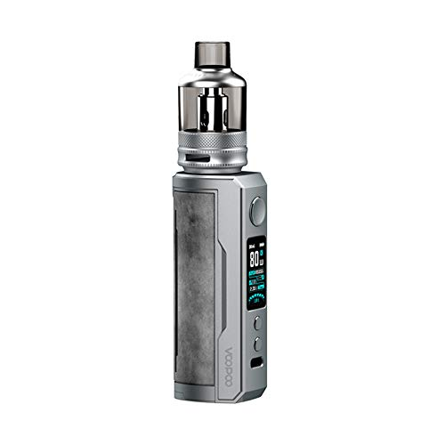 DRAG X Plus Kit | Original VOOPOOO Drag X Plus Kit 5.5ml TPP Pod Cartucho de tanque TPP DM1 DM2 Bobina 100W Mod E-Cigarette Vaporizer Pod Kit