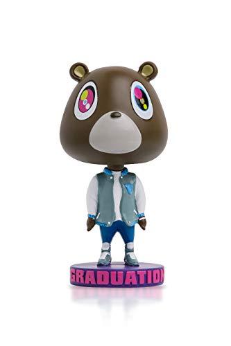 The Graduation Bear Bobblehead - Kanye West College Dropout Bear