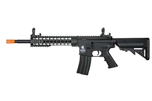 Lancer Tactical G2 Airsoft LT-19B M4 Carbine 10' AEG Rifle - BLACK