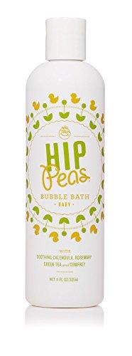 HIP Peas Bain Moussant Organique sans Phtalate/sans Sulfate pour Bébés 325 ml