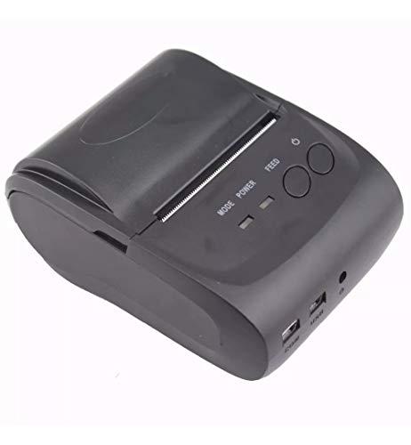 Mini Impressora Térmica Bluetooth 2.0 58mm Velocidade 90mm/s