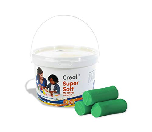 Creal Super Soft Knete grün