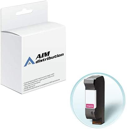 AIM Compatible Replacement for HP NO. 44 Magenta Inkjet (365 Page Yield) (51644M) - Generic
