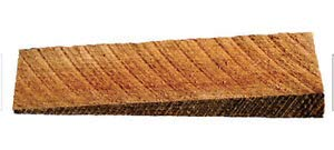 Mobile Home Hardwood Shims 4' x 9' x1' 30 Pack of Wedges