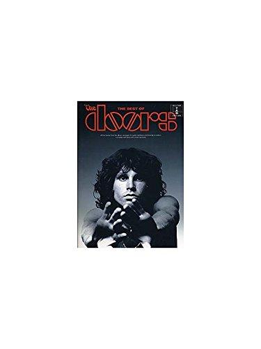 The Best Of The Doors. Partitions pour Tablature Guitare(Symboles d\'Accords)