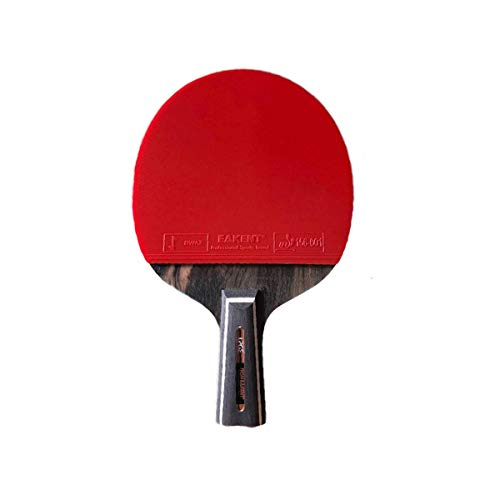 Best Prices! Aohi WXQ-XQ Table Tennis Racket, Single Shot, Seven Stars, Double-Sided Ping-Pong Carbo...