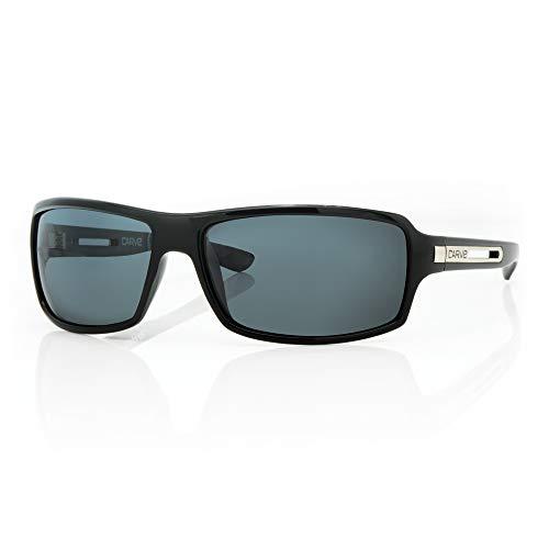 Carve Greed Gafas de sol, Black Pola, 64 Unisex