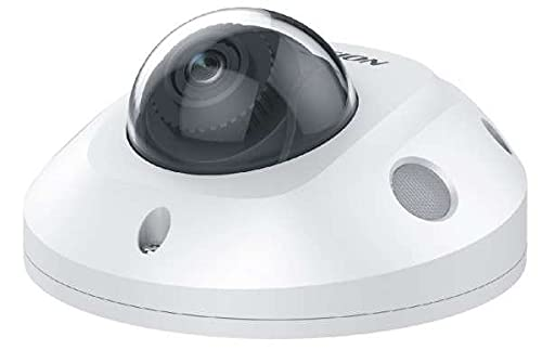 HikVision 4MP AcuSense Built-in Mic Mini Dome Camera DS-2CD2546G2-IS F2.8