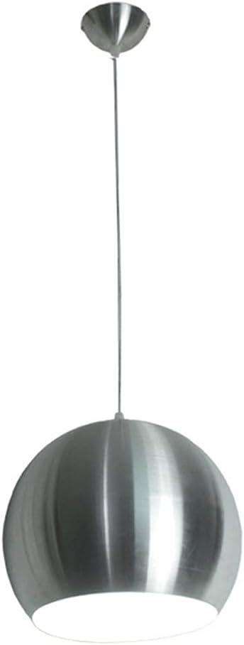 SDFDSSR Atlanta Mall Brushed Aluminum Globe Sin Chandelier store Creative Spherical