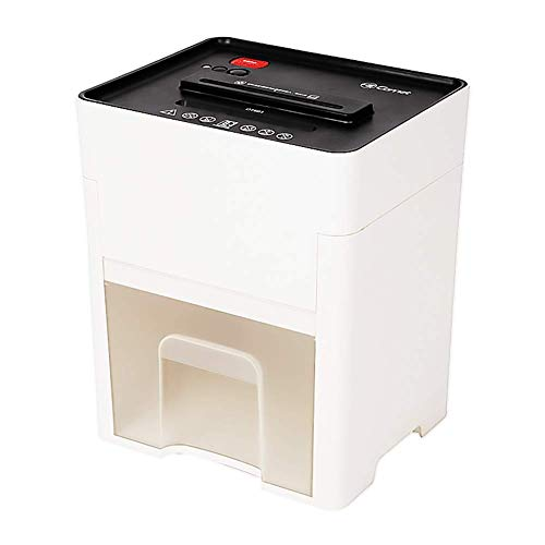 Purchase Multifunctional Paper Shredders for Home Office Use, Paper Shredder Cross Cut Small Persona...