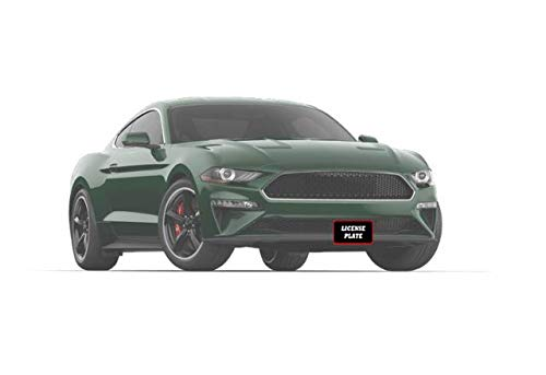 STO N SHO Front License Plate Bracket for 2018-2020 Ford Mustang GT with Performance Pack/ 2019 Bullitt