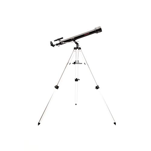 Tasco Novice Refractor 30060800 telescoop 60 mm x 800 mm, zwart
