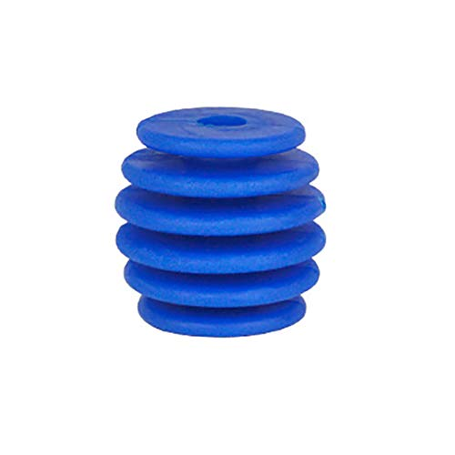 Compound Bow Stabilizer Bow String Rubber Stabilizers Silencer (Blue)