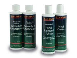 2x236ml Konditionierer(+) & Vinylreiniger & Vinylcreme