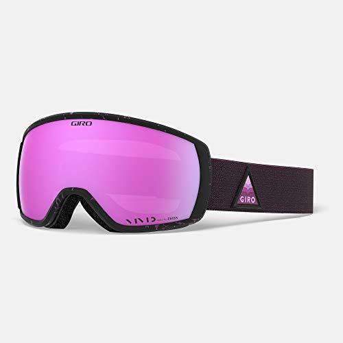 Giro Facet Masque de Ski pour Femme, Femme, Rose/Gris, Taille Unique