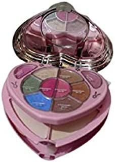 TYA Colour Series Crystal Makeup Kit with Eyeshadow (12gm)