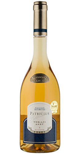 Tokaji Aszu 6 Puttonyos, Patricius 50cl. Tokaji/Hungria. Furmint. Vino Blanco.