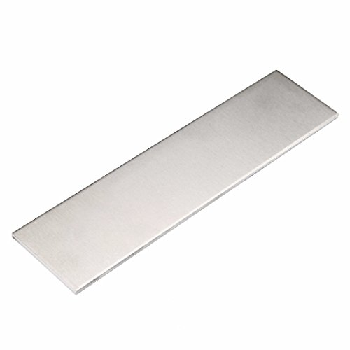 1 st 3 mm Dikke Platplaat Bar 6061 Aluminium Gesneden Molen Plaat 200x50x3mm met slijtvastheid