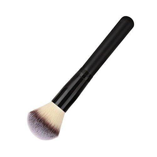 CAOLATOR Grand Pinceau de maquillage Peinture en poudre Peinture au miel Pinceau à poudre Blush brosse