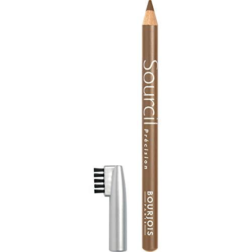Bourjois - Crayon Sourcil Précision - Fini Naturel - Pinceau Intégré - 06 Blond Clair 1,13gr