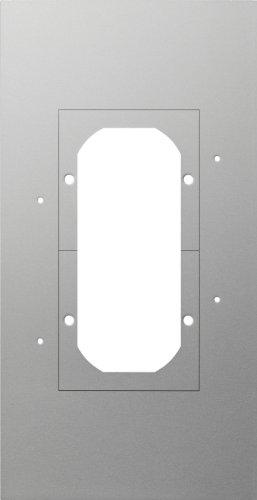 Gira 129700 Montageplatte 2-fach