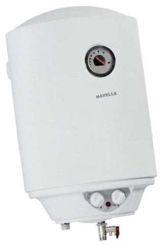 Havells Monza 50-Litre 2000-Watt Storage Water Heater (White)