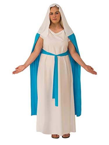 Rubie's Women's Curvy Mary Costume, As Shown, Plus