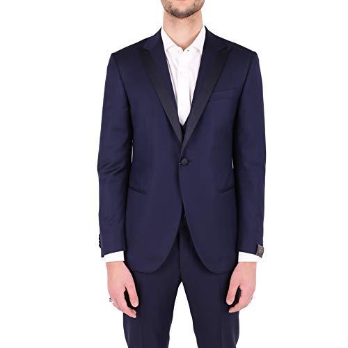 Corneliani Luxury Fashion Herren 8180758118236002 Blau Wolle Blazer | Jahreszeit Outlet