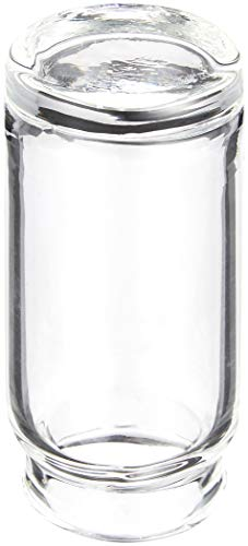 Planet Waves PWGS-B Glass Bottle Slide geneeskunde flessen vorm glas