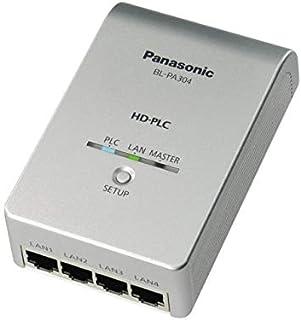 パナソニック PLCアダプター増設用4ポートタイプ BL-PA304