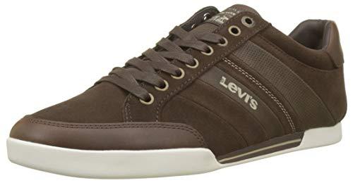 Levi's Turlock, Zapatillas para Hombre, Marrón (Dark Brown 29), 40 EU