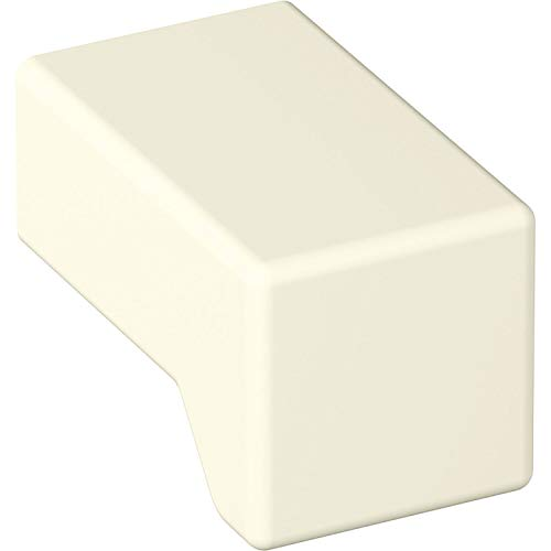 HEWI 547.15B 99 Knopf 547.15 - Tirador (15 x 25 mm, poliamida), color blanco mate