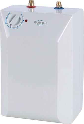 EVENES Warmwasserspeicher Boiler Drucklos 5 Liter Übertisch/Unterisch 230V 2 kW Auswahl 9306427