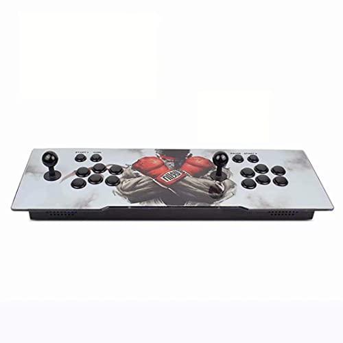 Consolas de juegos - 3D Pandora Game Box, Full HD 4 jugadores Max Arcade Machine con 3280 juegos, soporte tarjeta TF extendida y USB