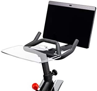 Spintray Top Form Design The Tray for Peloton Plus Work Ride with Your Phone Laptop Book or product image