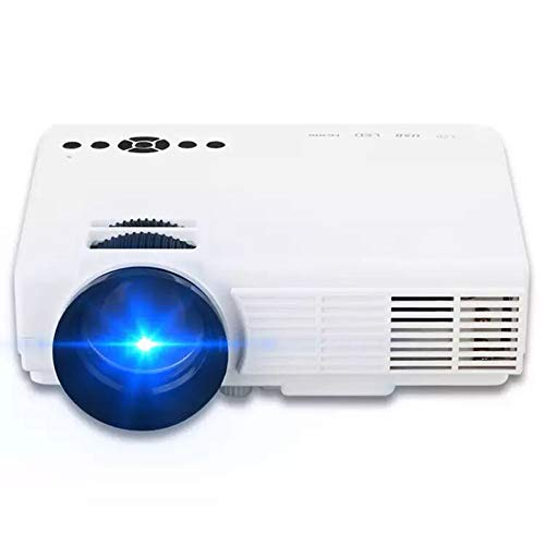 Best Deals! ZUKN Mini Micro LED Smart Projector Full HD 1080P KTV Cinema Projector Portable Video Be...