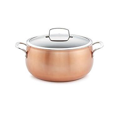 Belgique Copper Translucent 7.5-Qt. Dutch Oven