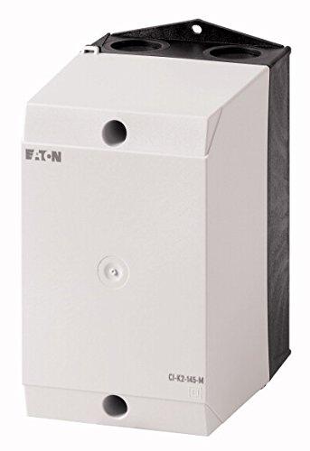 Eaton CI-K2-145-M Policarbonato IP65 caja eléctrica - Caja para cuadro eléctrico (100 mm, 145 mm, 160 mm)