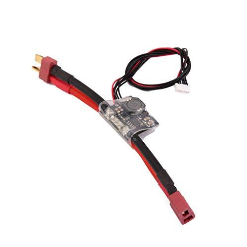 Tenlacum 2.5 APM Flight Controller Power Module V1.0 Output BEC 3A Deans ESUS T Plug