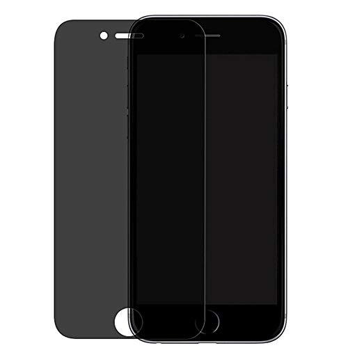 3 piezas Protector de pantalla privada, para iPhone 6 7 8 Plus SE 2020 Vidrio templado antiespía, para iPhone 11 X XS MAX XR Vidrio de privacidad-Para iPhone 6Plus / 6SPlus