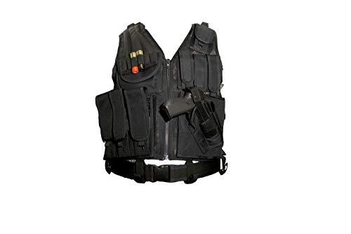 Swiss Arms Veste Tactique Noire BT