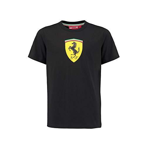 Scuderia Ferrari F1 Kinder Classic T-Shirt schwarz - schwarz - XS
